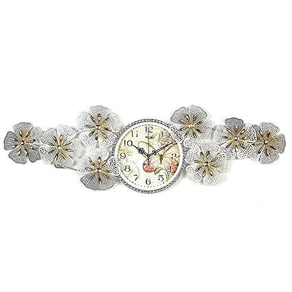 Amazon.com: PQPQPQ Grand Salon of The Wall Clock Clock ...