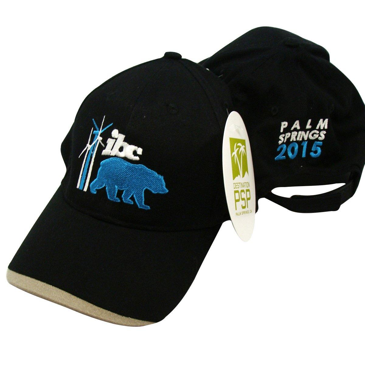 IBC 2015 Bear Cap