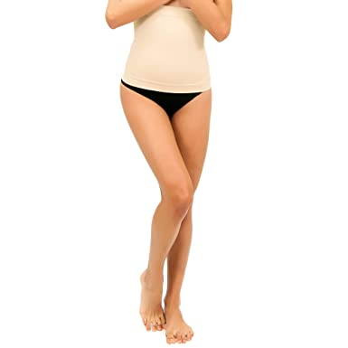 d2df8e89fd Urbamboo Tummy Control Girdles Corset Body Shaper for Women Extra Firm  Seamless at Amazon Women s Clothing store