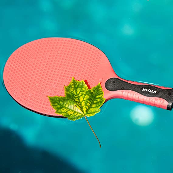 Amazon.com : JOOLA Linus Weatherproof Outdoor Table Tennis Racket : Sports & Outdoors