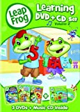 Leap Frog - LearningSet, Volume Two (Three-Disc DVD + CD)