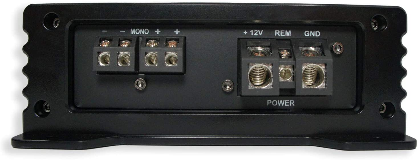 Compatible with 1988-1998 Chevy CK Silverado Extended Truck Kicker Bundle Comp C12 Dual 12 Sub Box Enclosure /& Harmony HA-A800.1 Amp