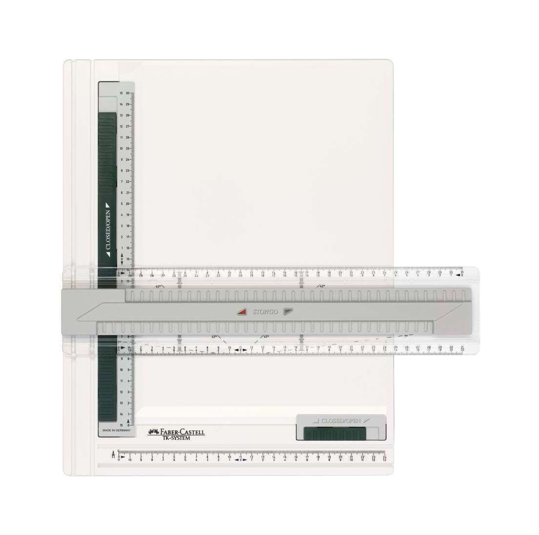 Faber-Castell TK - System A4 Drawing Board Faber Castell FC171274 603008