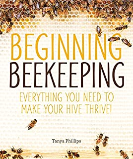 Book Cover: Beginning Beekeeping