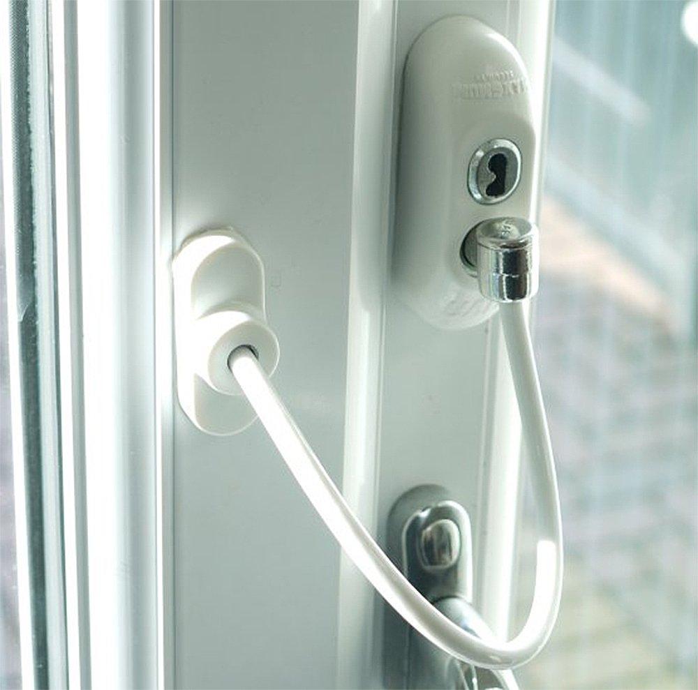 MAX6MUM SECURITY Fenster und Türöffnungsbegrenzer, für Baby und Kind ...