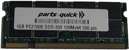 1GB DDR2-400 RAM Memory Upgrade for The Panasonic Toughbook 29 Series CF29 PC2-3200 CF-29NT6GZBM