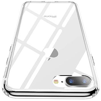 ca405196c4 Amazon | 【CASEKOO】iphone 8 plus ケース iphone 7 plus ケース クリア ...