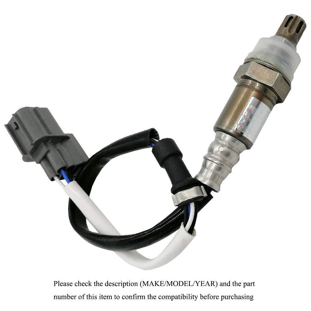 Amrxuts 234-5010 5-wire Wideband Upstream O2 Oxygen Sensor for 2003-2006 Acura 3.5L V6 2003-2007 Accord 3.0L V6 2005-2008 Pilot 3.5L V6 36531-RCA-A01