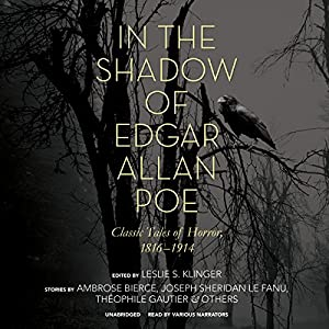 In the Shadow of Edgar Allan Poe Audiobook
