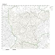 Roswell Zip Code Map.Amazon Com Zip Code Wall Map Of Roswell Ga Zip Code Map Not