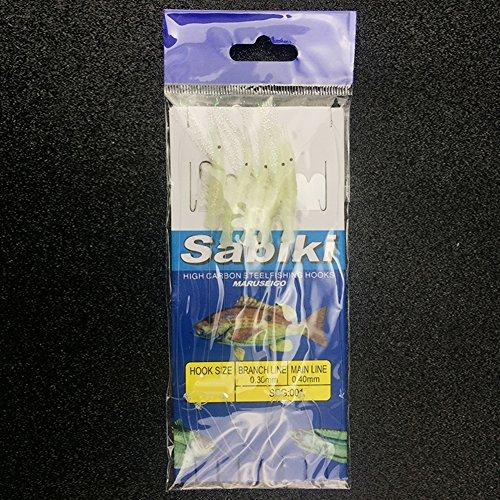 how to make sabiki shrimp rigs