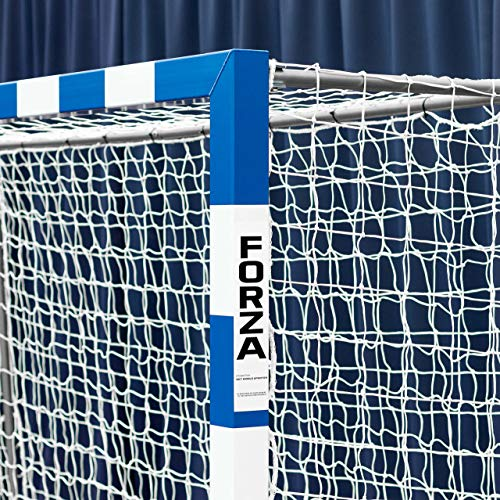 Forza Alu80 Competition Handball Goals | IHF Regulation Size 3m x 2m Handball Goal [Net World Sports] (Pair, Blue) by Forza (Image #3)