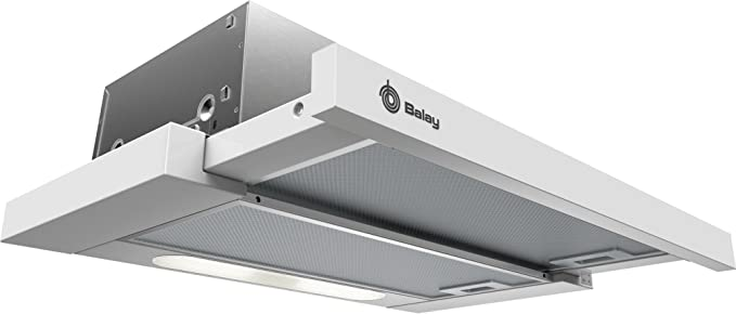 Balay 3BT263MB - Campana (360 m³/h, Canalizado/Recirculación, E, D, D, 68 dB): Amazon.es: Grandes electrodomésticos