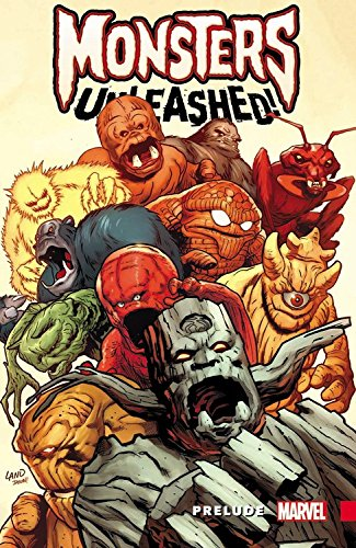 Monsters Unleashed Prelude ebook