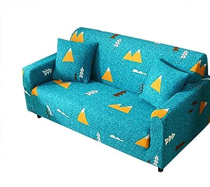 Kong EU Funda para sofá 1/2/3/4 plazas, elástica, Lavable ...