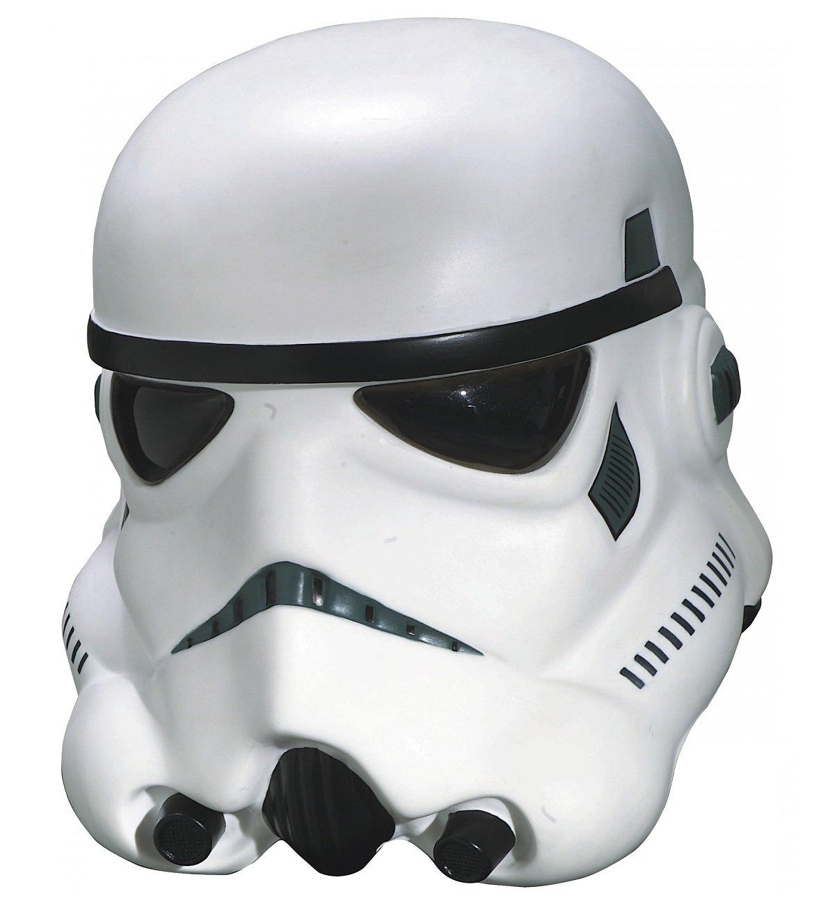 Casco da collezione Stormtrooper Adulto
