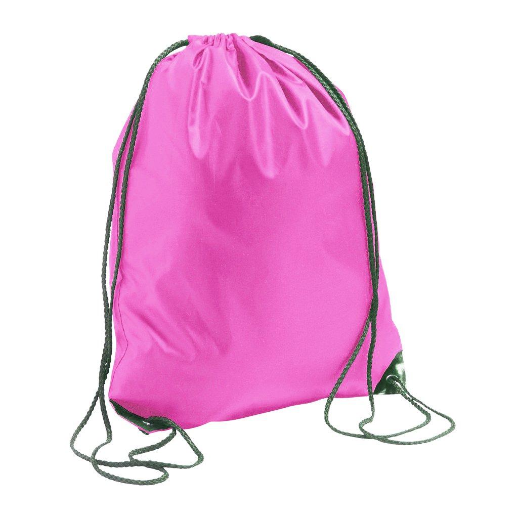 SOLS Mochila saco o de cuerdas Impermeable//resistente al agua Deporte//Gimnasio