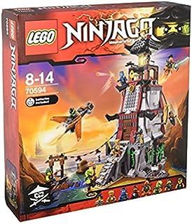 lego 70594 ninjago jeu de construction lattaque du phare - Jeux De Lego Ninjago Gratuit