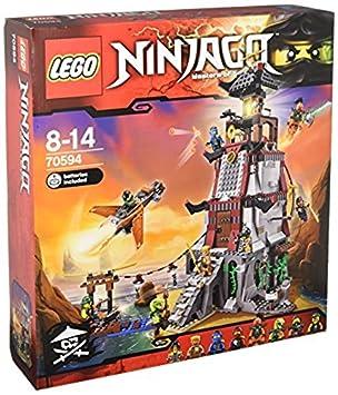Lego Ninjago 70594 Die Leuchtturmbelagerung Kinderspielzeug