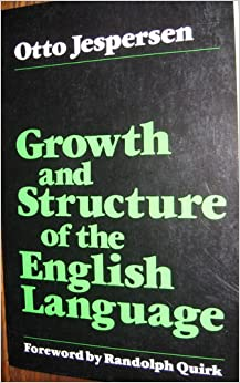 growth and structure of the english language pdf
