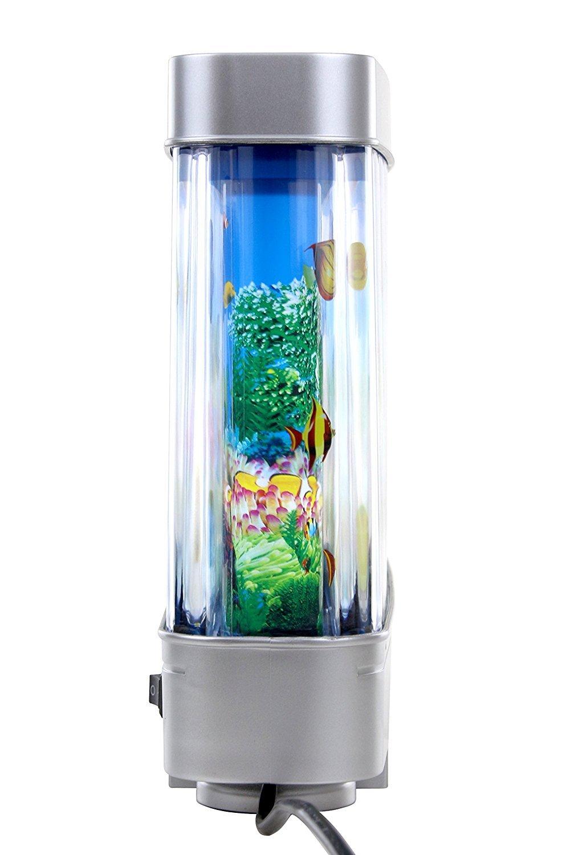 Amazon.com : Lightahead Artificial Tropical Fish Aquarium Decorative ...