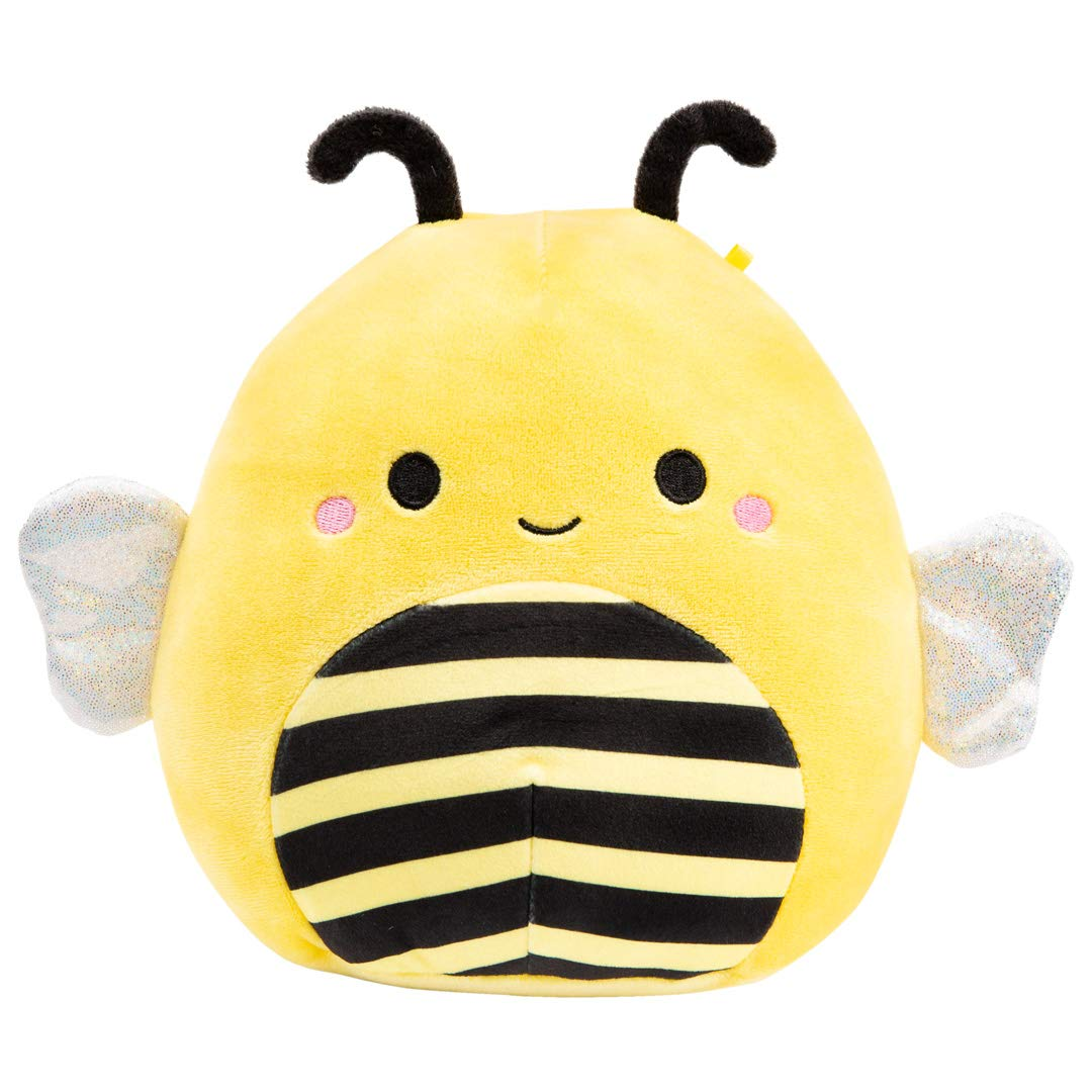 Squishmallow 19cm Super Soft Toy - Sunny The Bee