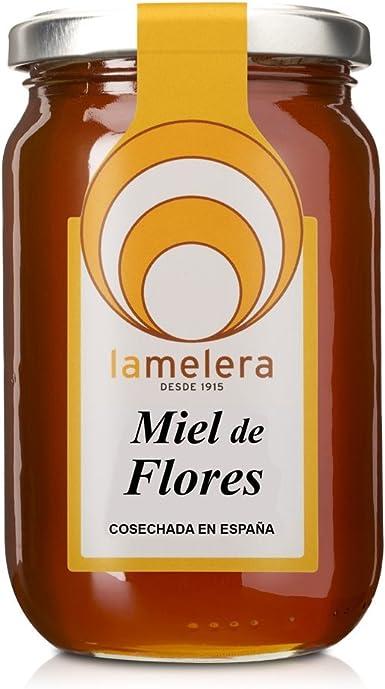 Miel De Flores Española, 500g: Amazon.es: Alimentación y bebidas