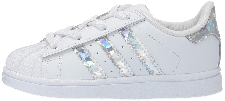 adidas Originals Kids Superstar Running Shoe