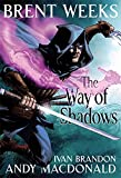 download ebook the way of shadows: the graphic novel (the night angel trilogy) pdf epub