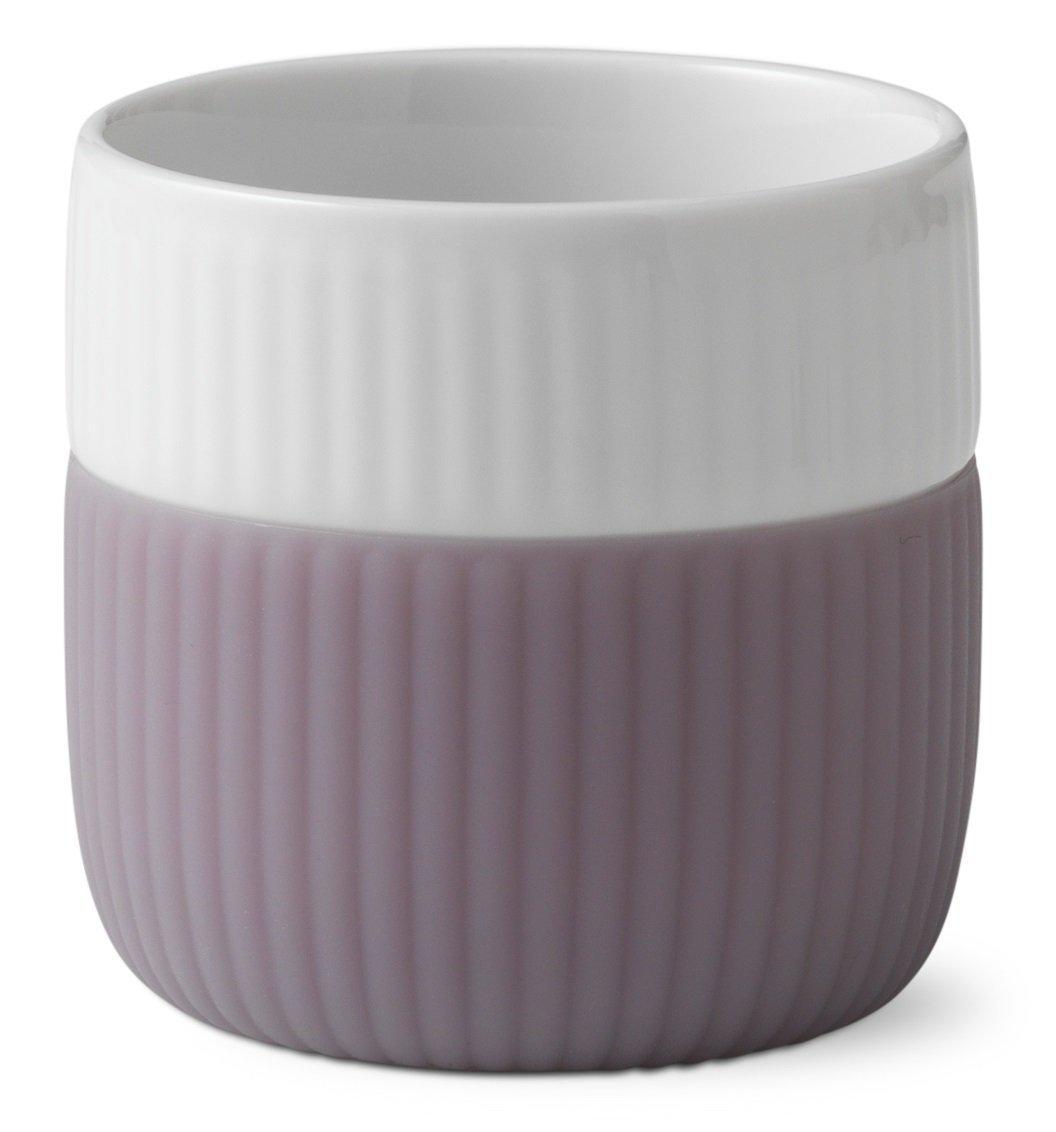 Contrast 3 oz. Espresso Cup Color: Heather Royal Copenhagen 1297493