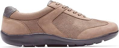Rockport Womens truWALK zero Moreza Chevron Black Sneakers Shoes Sz 6 New