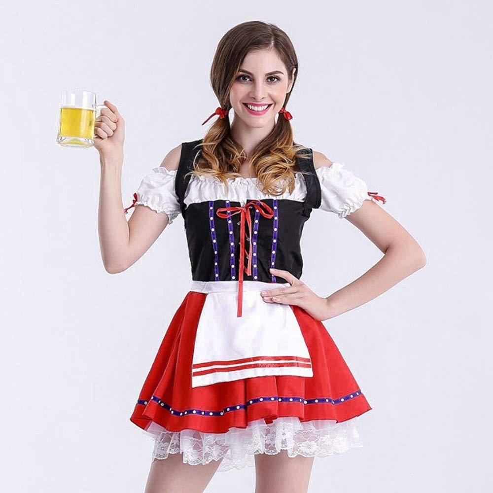 ღLILICATღ Halloween. Oktoberfest Vestido Estilo Festival ...