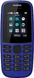 Nokia 105 2019 Blue Dual Sim. Versión Internacional.: Amazon.es ...