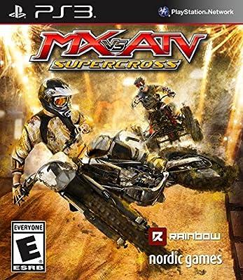 MX vs ATV Supercross - Parent