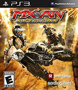 Mx Vs Atv: Supercross - PlayStation 3 Standard Edition