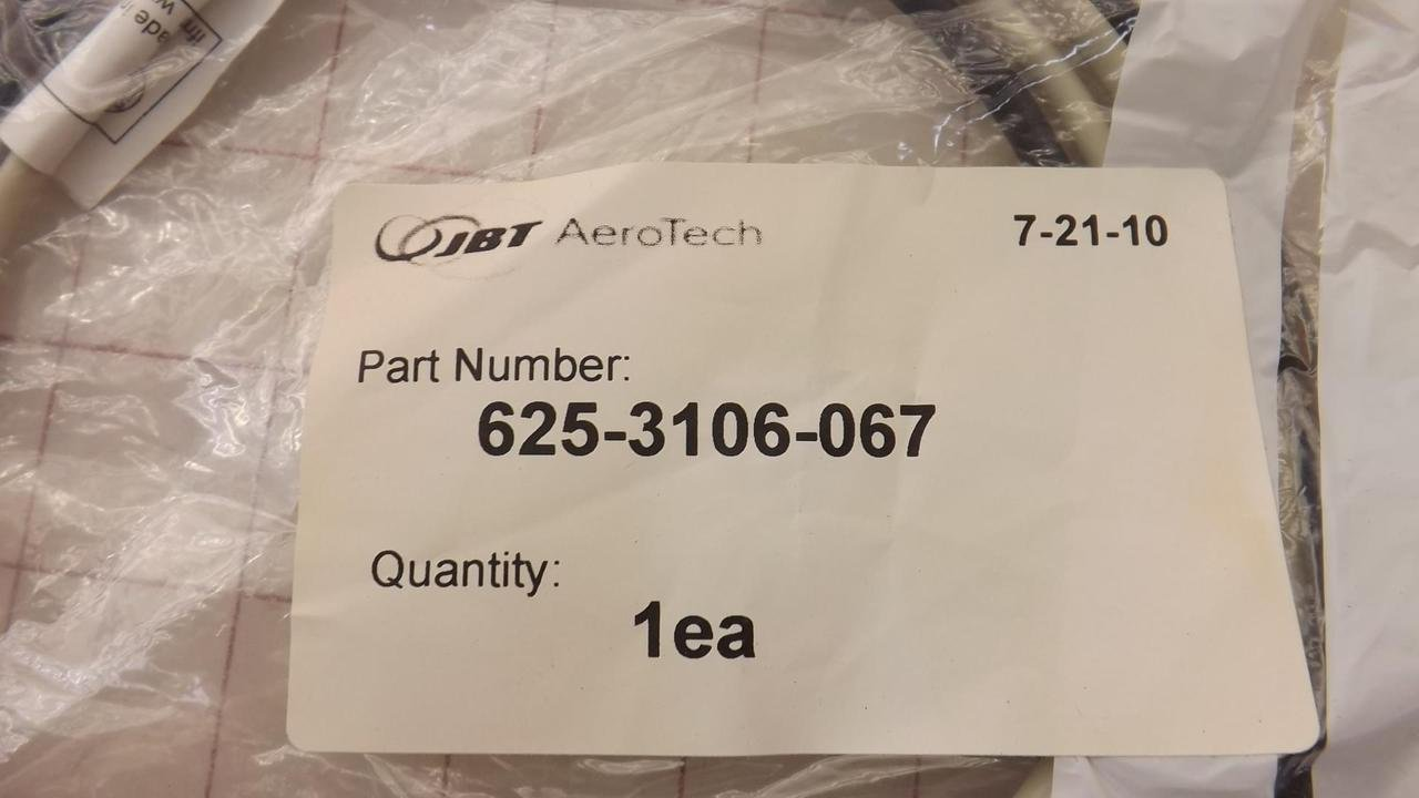 IFM R360 625-3106-067 USB-Interface Cable T31283 Aerospace EC2113