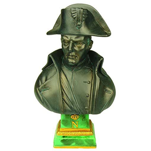 Souvenirs of France – Napoleon s Bust Statue by Pinedo – Height 4.72in – Color Bronze