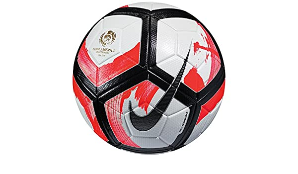 Nike Ordem 4 - Copa America - Balón, Color Blanco, Talla 5: Amazon ...