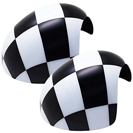 YaaGoo color gris Cubierta para espejo retrovisor exterior