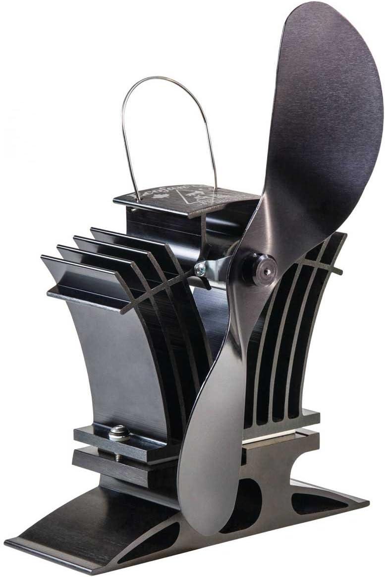 Ecofan 806 BelAir - Ventilador para estufa de pellets: Amazon.es ...