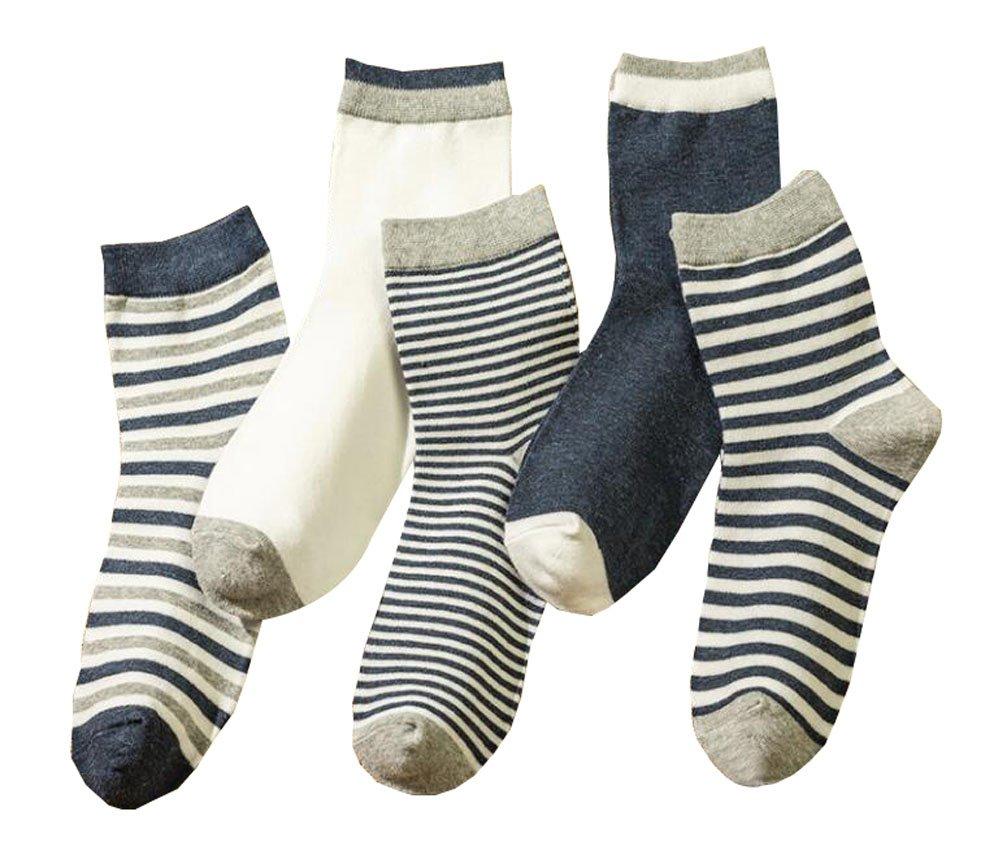 Komfort Herren Socken Dick Socken 5 Paar Packung Black Temptation