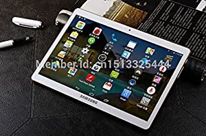 ARBUYSHOP 9,7 pulgadas 8 núcleo Octa Núcleos 1280X800 LPDDR3L 4GB RAM tarjeta sim 32GB 8.0MP cámara 3G WCDMA + GSM Tablet PC Tablets PCS Android4.4, la versión blanca 64G