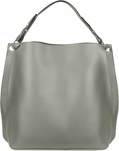65b0836350 Kris-Ana Charlie Womens Hobo Bag One Size Grey  Amazon.co.uk  Shoes   Bags
