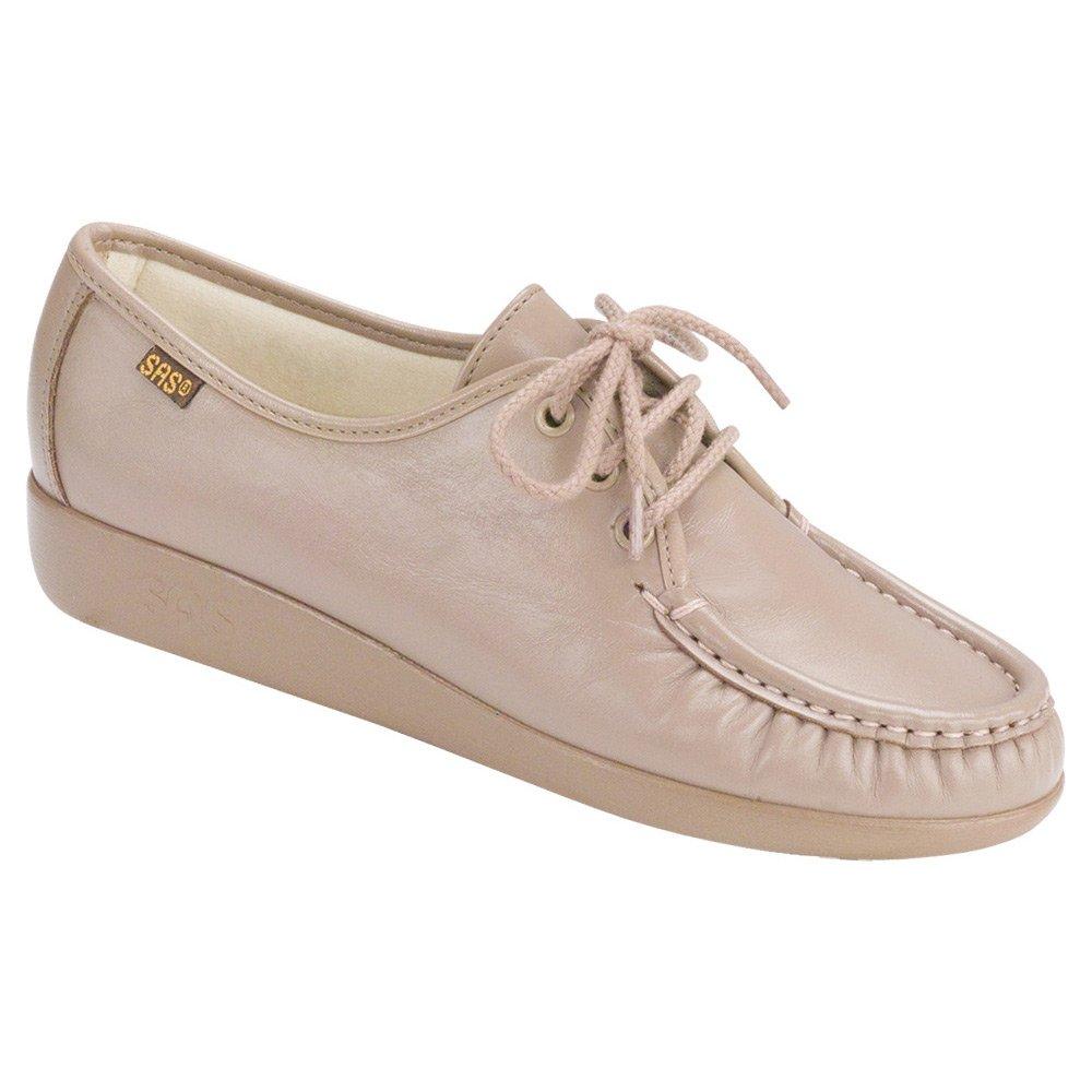 Cuir Moka SAS Femmes Siesta Chaussures De Sport A La Mode 39 EU