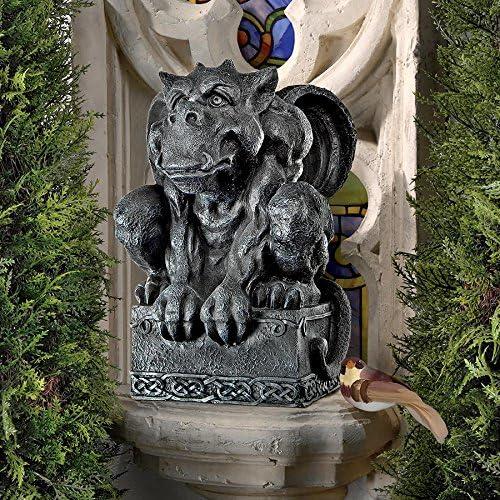 Design Toscano Nag's Head Pub Gargoyle Statue