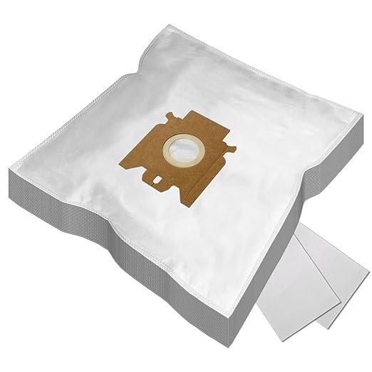 PakTrade 20 Bolsas DE ASPIRADORA para Miele Cat /& Dog S 6220
