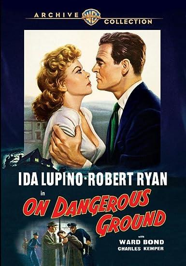 On Dangerous Ground Edizione: Stati Uniti Italia DVD: Amazon.es: Ida Lupino, Robert Ryan, Ward Bond, Charles Kemper, Nicholas Ray, Ida Lupino, Robert Ryan: Cine y Series TV