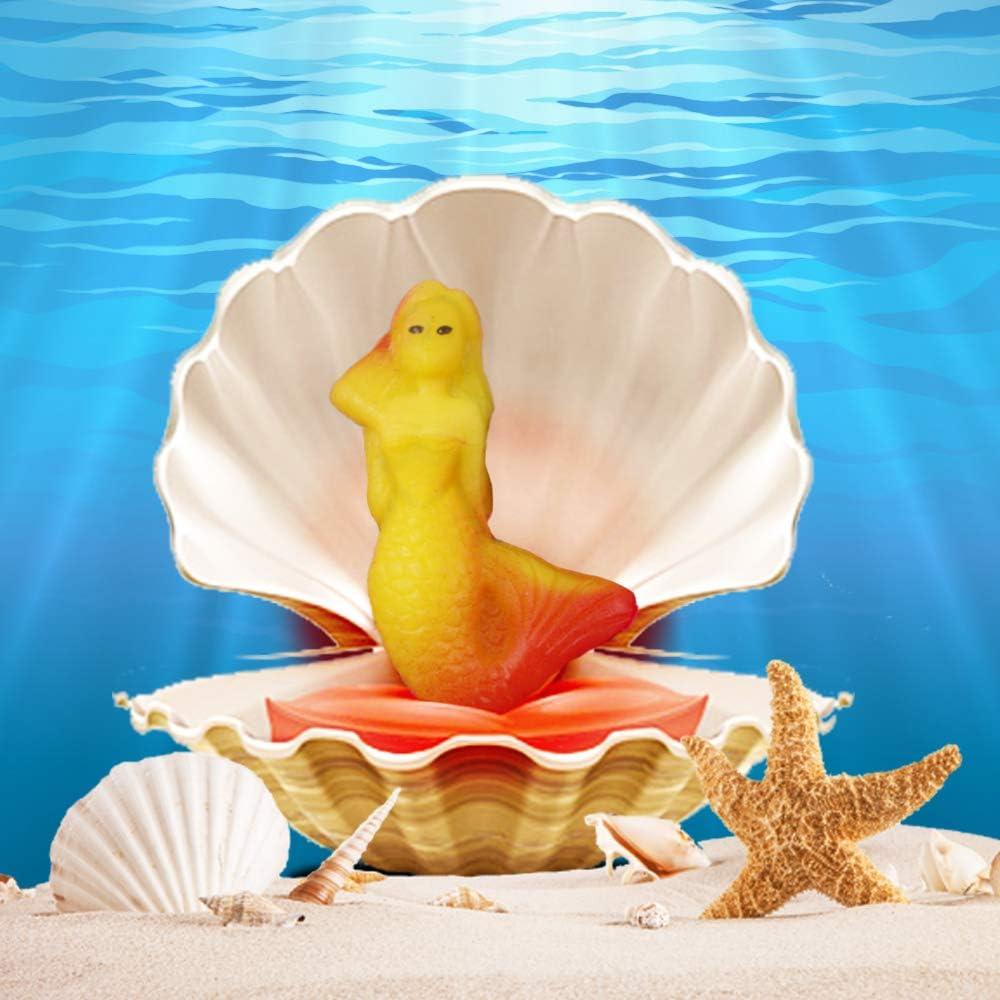 German Trendseller® 1x Sirena de incubación en el mejillón ...