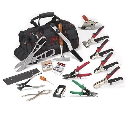 malco hvac tool starter kit, nippers & snips -  canada