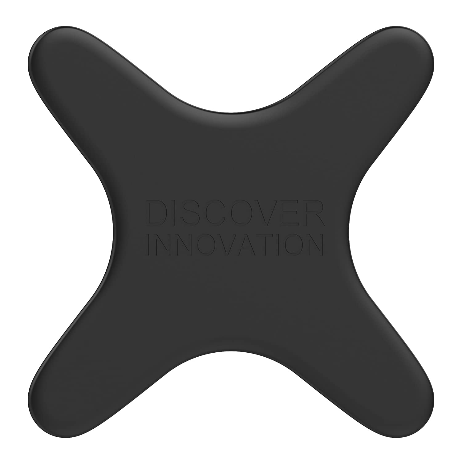 Nillkin Magnet Plate with Liquid Silicone Skin for Nillkin Car Magnetic Wireless Charger - Black